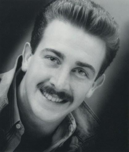 John Michael Gordon, Mr. Gay All-American 1992