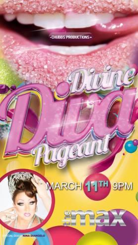 Show Ad   Divine Diva   The Max (Omaha, Nebraska)   3/11/2018