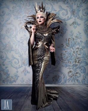 Terra Hyman - Photo by James Michael Avance