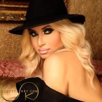 Naysha Lopez - Photo by Scotty Kirby