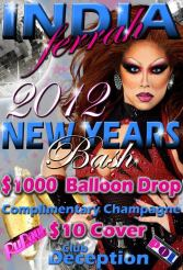 Show Ad | Club Deception (Huntington, West Virginia) | 12/31/2011