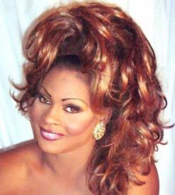 KiArra Cartier Fontaine - Miss Gay Ohio America 2002