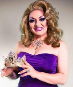 Paige Passion - Miss Gay Ohio America 2003