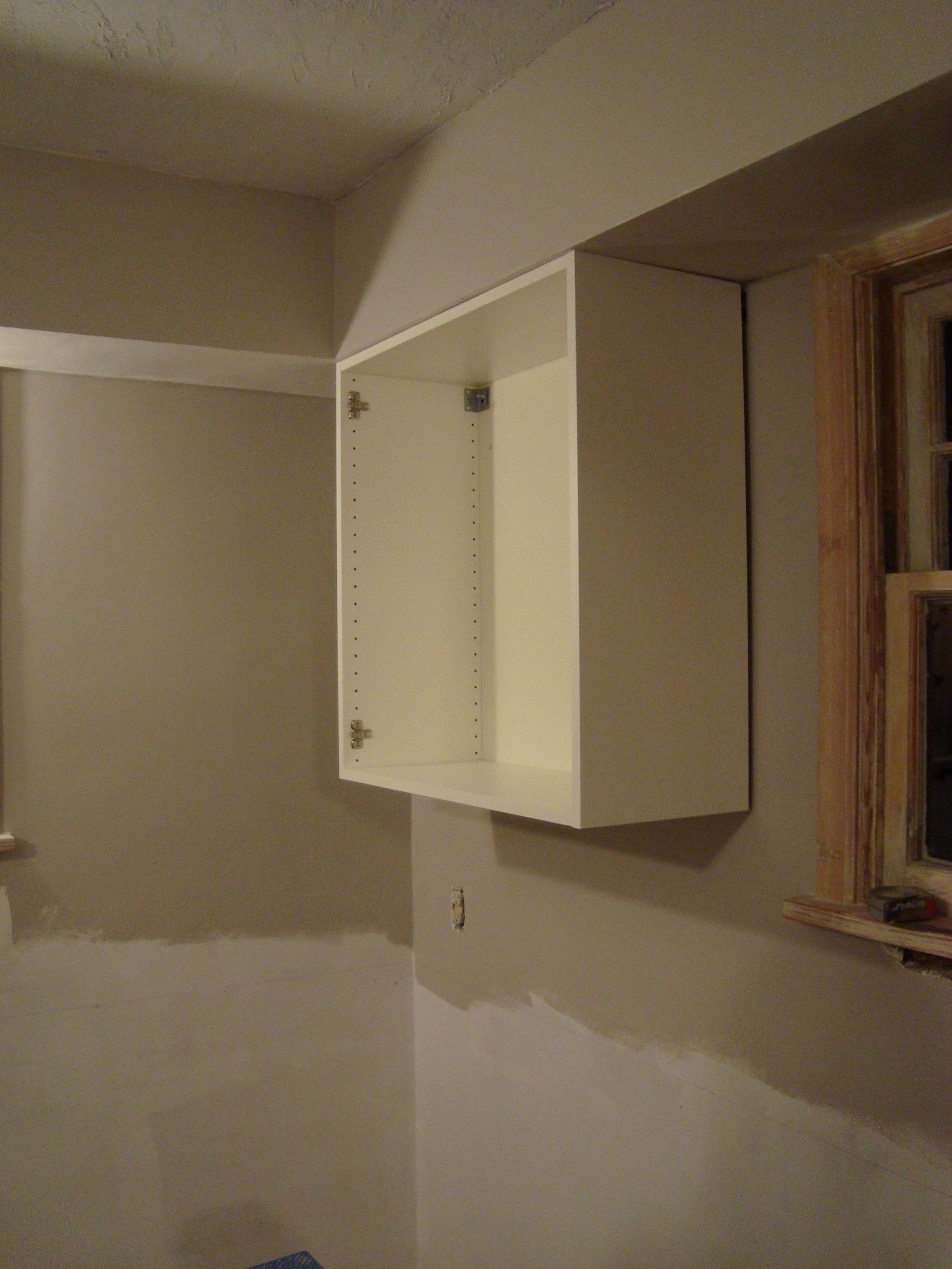 an och 10 step program installing kitchen cabinets installing kitchen cabinets Step