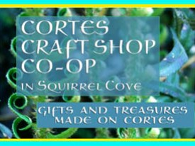 Cortes Craft Shop Cortes Island Crafts