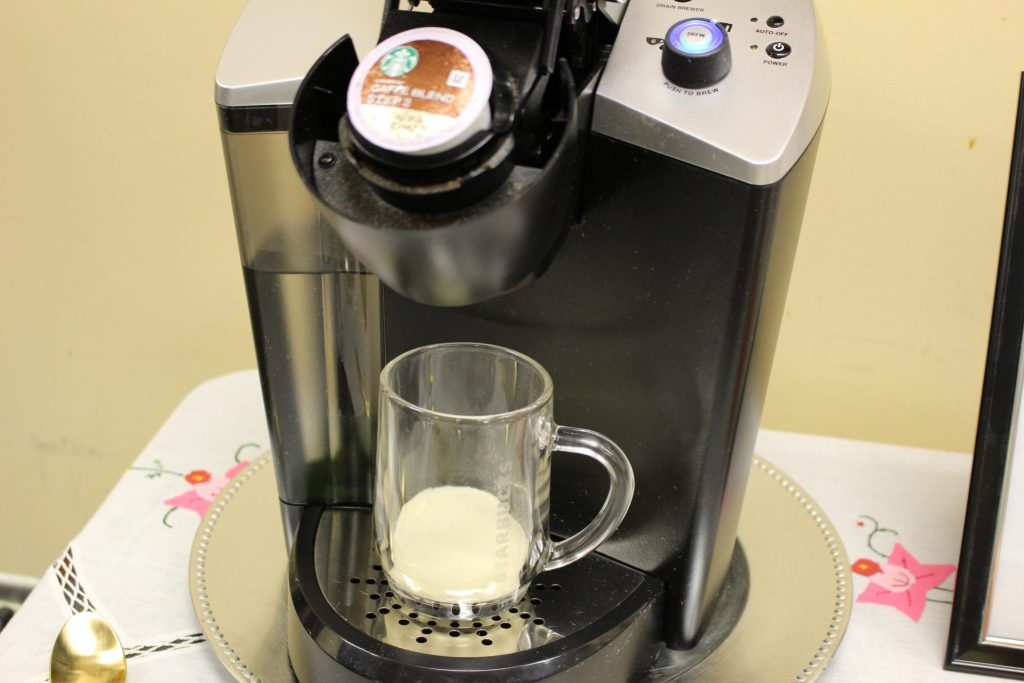 Enjoy Fall Brunch With New Starbucks Caffe Latte K-Cup Pods Our Crafty Mom