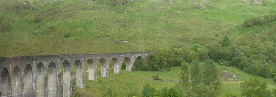 Highlands and History: Riding the Rails through Scotland