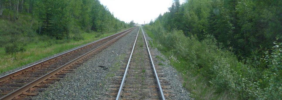 Trans Canadian Rail Adventure