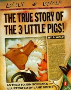 "Cover of ""The True Story of the Three Lit..."