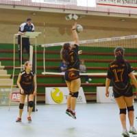 Actividad de los filiales del Club Burgas Voleibol - Copa Diputación