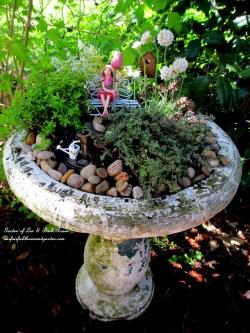 Dazzling Outdoor Fairy Diy Project Day Fairy Garden Our Fairfield Home Garden Fairy Garden Planter Boxes