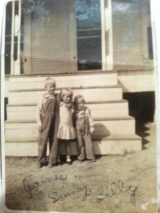 Children of Gladys Martin Hanson