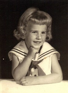 JoAnn Hemperley, 4 yrs. old