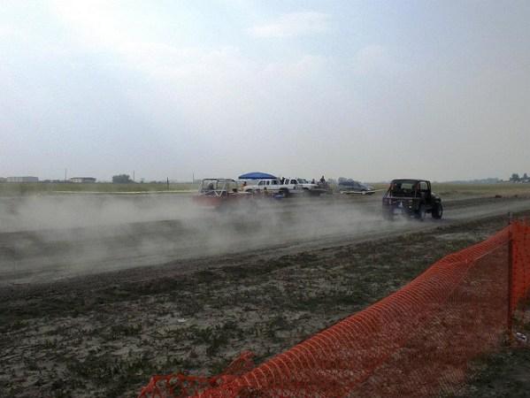 2012 Dirt Drag Race