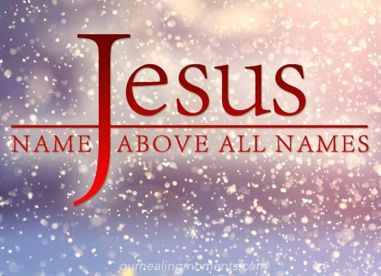 Jesusname