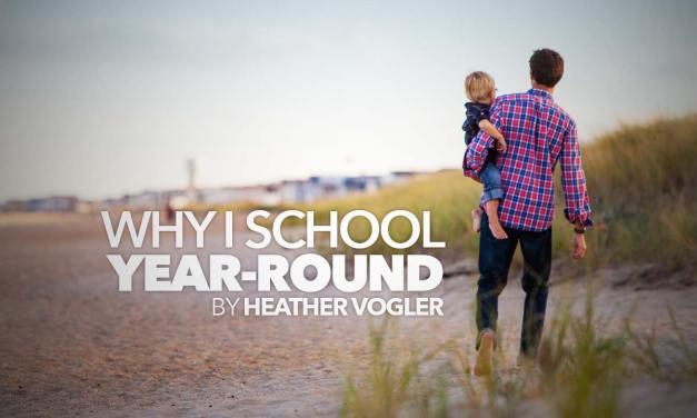 Why I School Year-Round