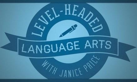 Level-Headed Language Arts