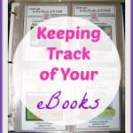 Organizing E-Books