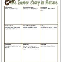 The Easter Story: A Nature Walk