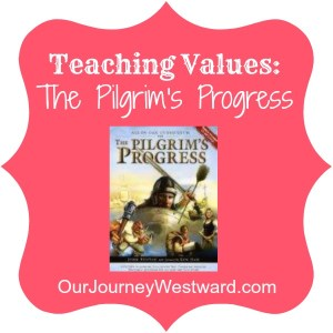 Teaching Values with The Pilgrim's Progress – Day 8