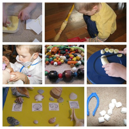 Montessori Preschool Homeschool