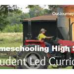 Student Led Classes for Home School