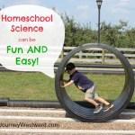 Elementary Homeschool Science Can Be Fun AND Easy!