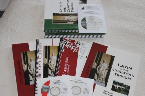 Latin/History Curriculum High School