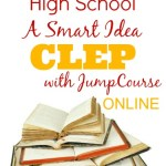 JumpCourse: Online courses to help your high school student CLEP out of college classes while getting high school credit, too!