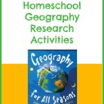 Homeschool Geography For All Seasons