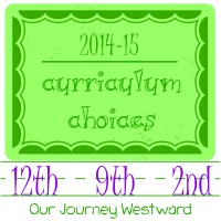 Curriculum Choices and Daily Schedule: 12th, 9th and 2nd Grades