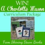 Ultimate Charlotte Mason Homeschooling Giveaway
