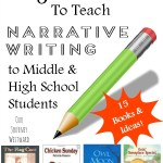 Picture Books That Demonstrate Narrative Writing