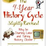 The Four Year History Cycle: Slightly Revised