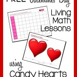 Candy Heart Valentine's Day Math Printables