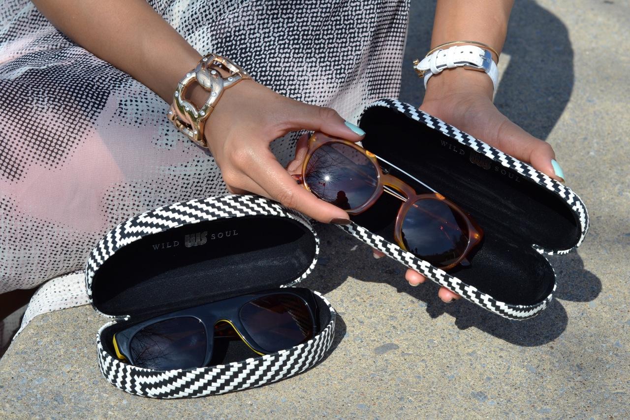 wild soul glasses, round sunglasses, tortoiseshell sunglasses