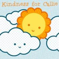 Kindness for Callie
