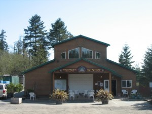 Washington Wineries: Bainbridge Island Vineyards & Winery on Puget Sound