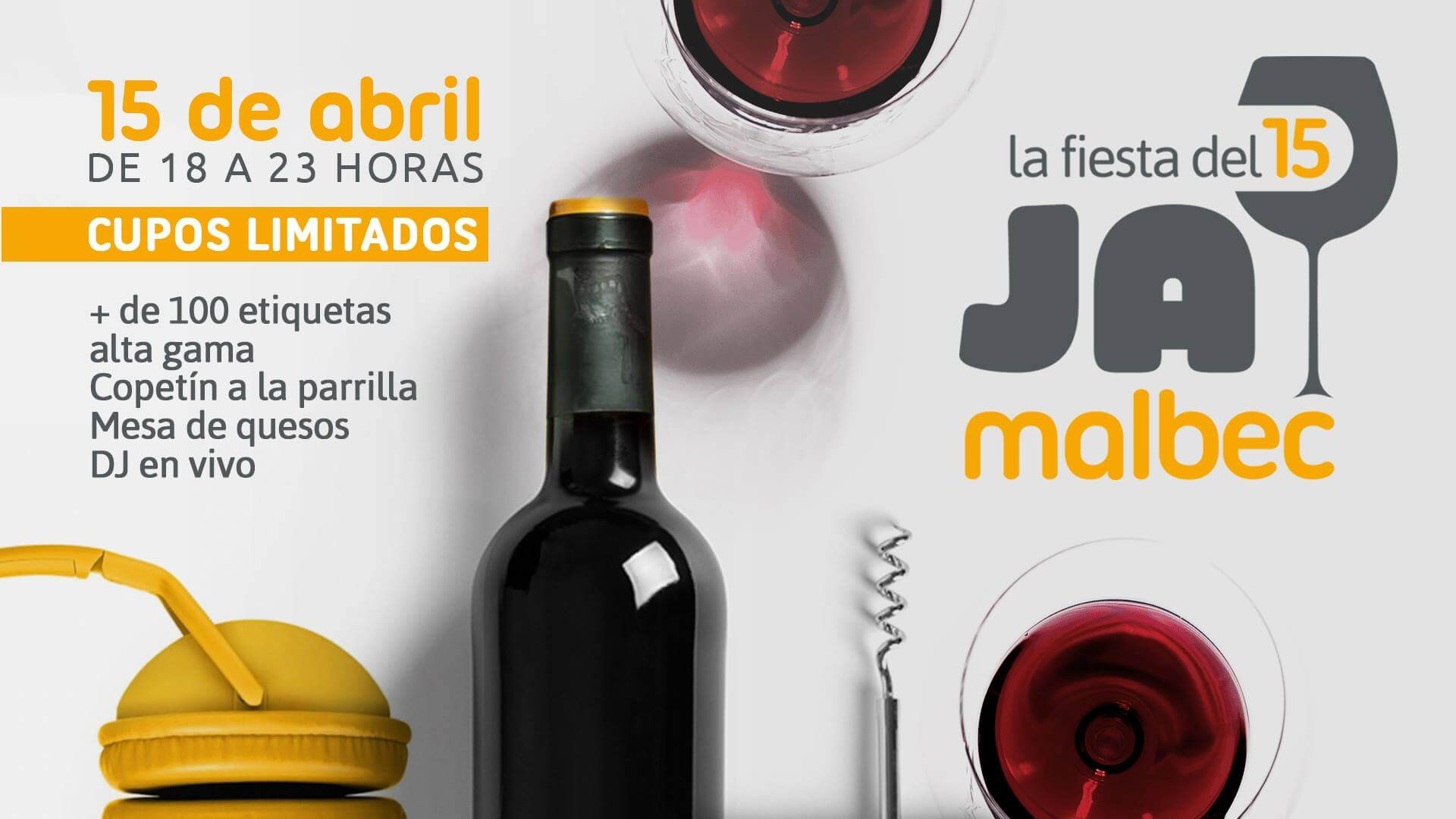 Celebrating Malbec World Day in Buenos Aires at Ja! Lo de Joaquin Alberdi Wines