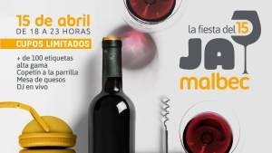 Celebrating Malbec World Day in Buenos Aires at Ja! Lo de Joaquin Alberdi Wines