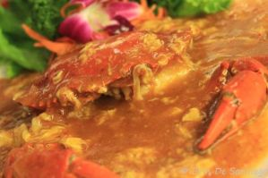 Photo of the Week: Singapore Chili Crab