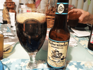 Horchata Porter by Ensenada Brewing Co. – #OTTBeerDiary Day 393