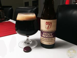 Stout + Moedig by Brouwerij De 7 Deugden – #OTTBeerDiary Day 391