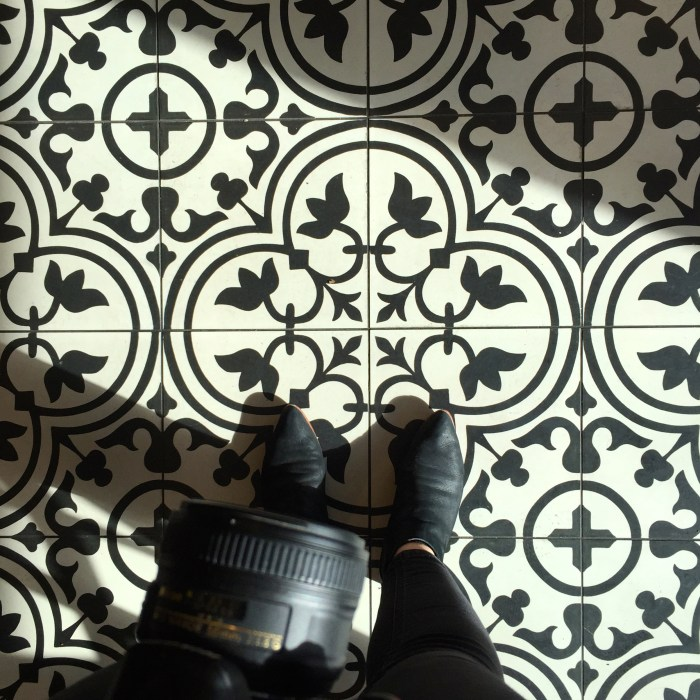 Pretty Floors.