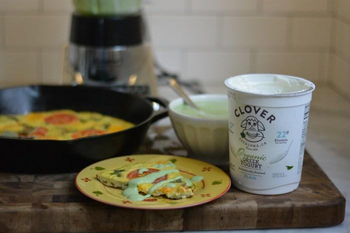 spicy cilantro dip