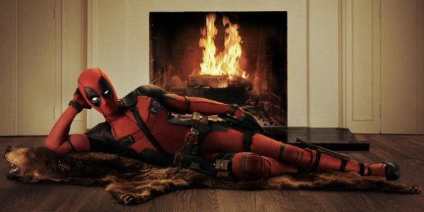 Deadpool movie promotion spoofs famous Burt Reynolds photo