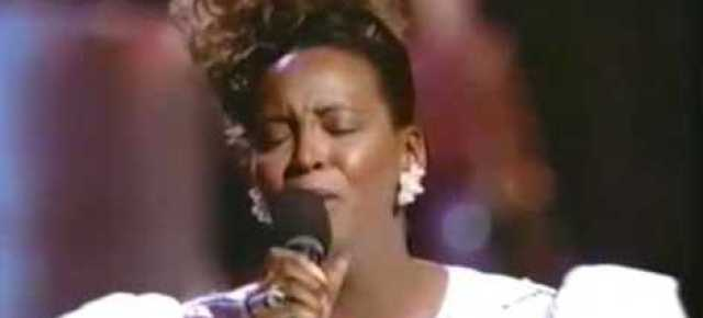 Gospel Sunday: Tramaine Hawkins- What Shall I Do and I Never Lost My Praise
