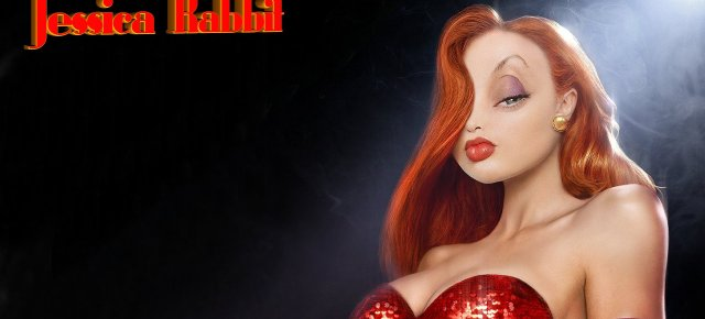 Hollywood Monday: Who Framed Roger Rabbit?  Jessica Rabbit- Why Don't You Do Right