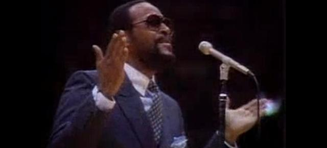 O & A Memorial Day Music Tribute: Star Spangled Banner- Marvin Gaye