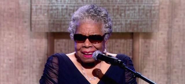 Inspirational Tuesday: Maya Angelou speaks- Just Do Right